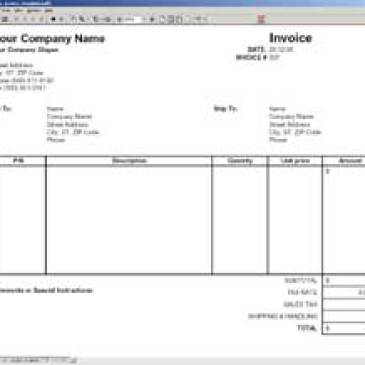 supplier invoice template archives word templates