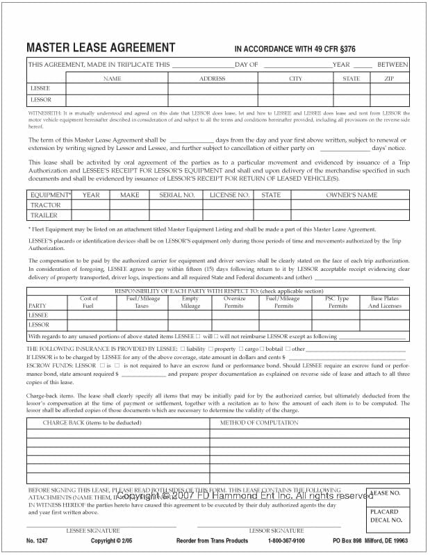 lease agreement template 17