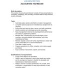9+ Job Description Templates