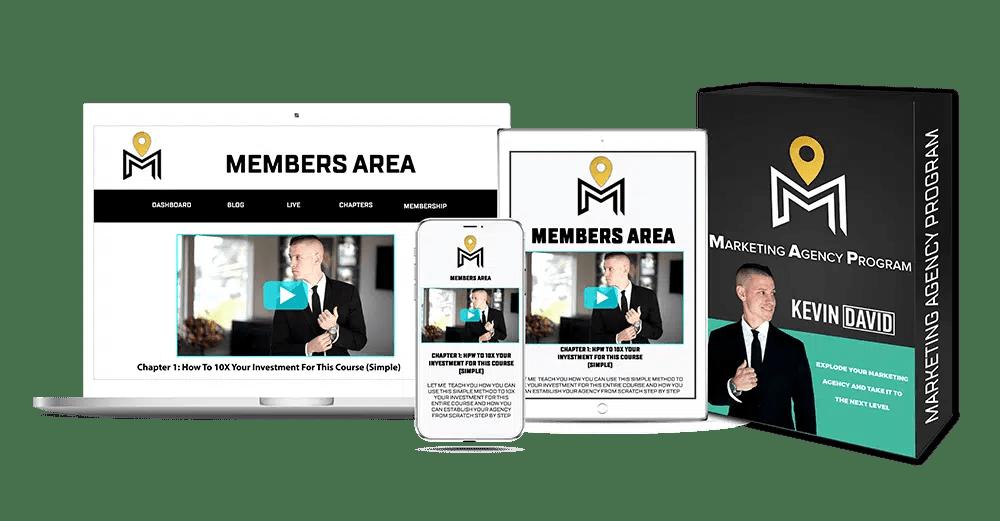 Kevin David – Marketing Agency Program