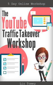 Read more about the article Liz Tomey – YouTube Traffic Takeover Workshop