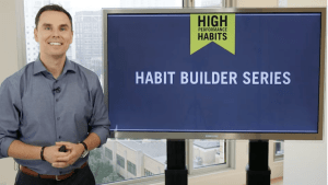 Read more about the article Brendon Burchard – High Performance Habit Builder Series