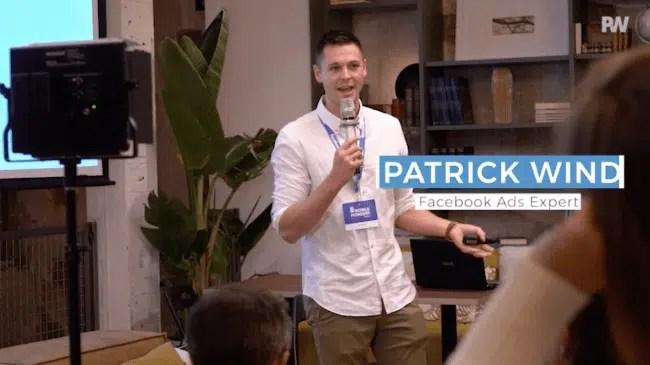 Patrick Wind – Ads Accelerator Program