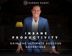 Read more about the article Darren Hardy – Insane Productivity