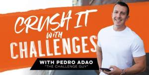 Read more about the article Pedro Adao – Crush It With Challenges (2020)