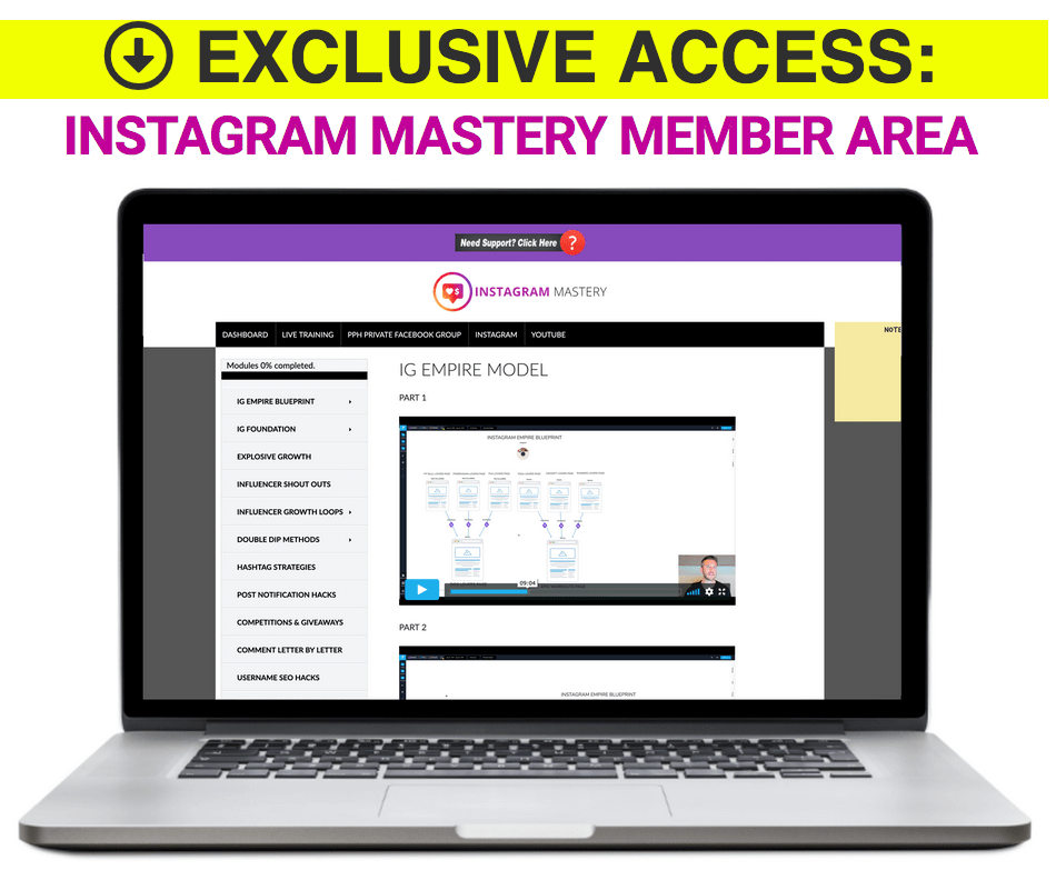 Read more about the article Adrian Morrison – Instagram Mastery