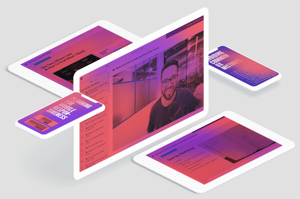 Read more about the article Flux Academy – The $10k Website Process
