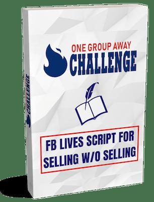 Alex Elliot – One Group Away Challenge