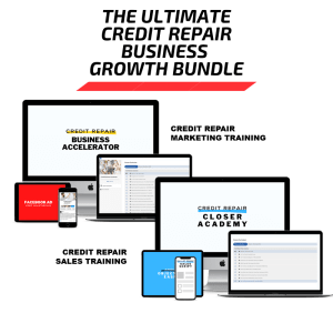 Read more about the article Alex Rocha – The Ultimate Credit Repair Business Growth Bundle