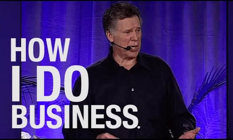 Keith Cunningham – How I Do Business