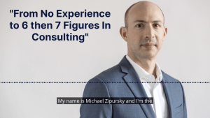 Read more about the article Michael Zipursky – Momentum (Consulting Success)