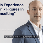 Michael Zipursky – Momentum (Consulting Success)