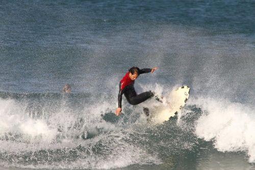 ספורטיביות משלימה לגלישת גלים