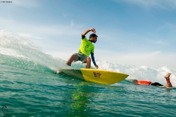 אתגר הגלים של איש הצפרדע:Frogmen Wave Challenge