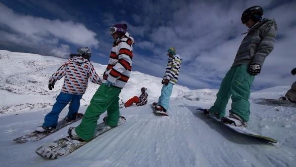החרמון: אתר הסקי מס' אחד בארץ