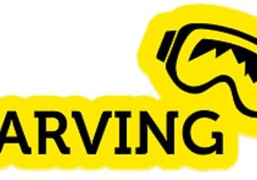 קארבינג CARVING - שיתוף פעולה חדש עם מגזין השלג - סקי וסנובורד