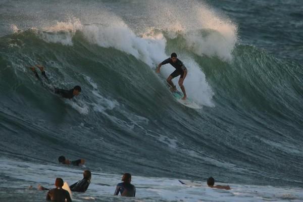 מצב הים והרוח - תחזית גלים 16.11.17
