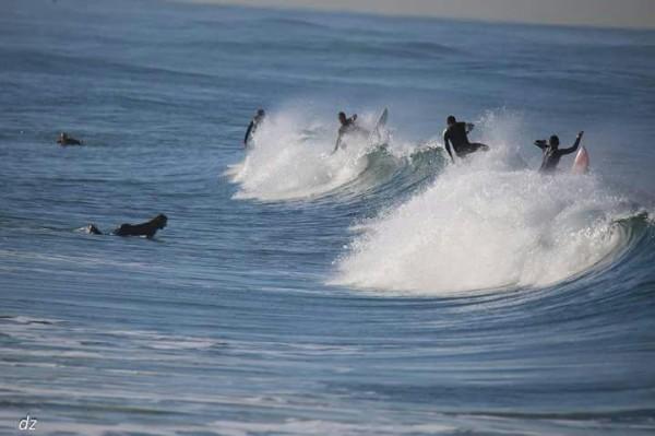 מצב הים והרוח – תחזית גלים 28.12.17