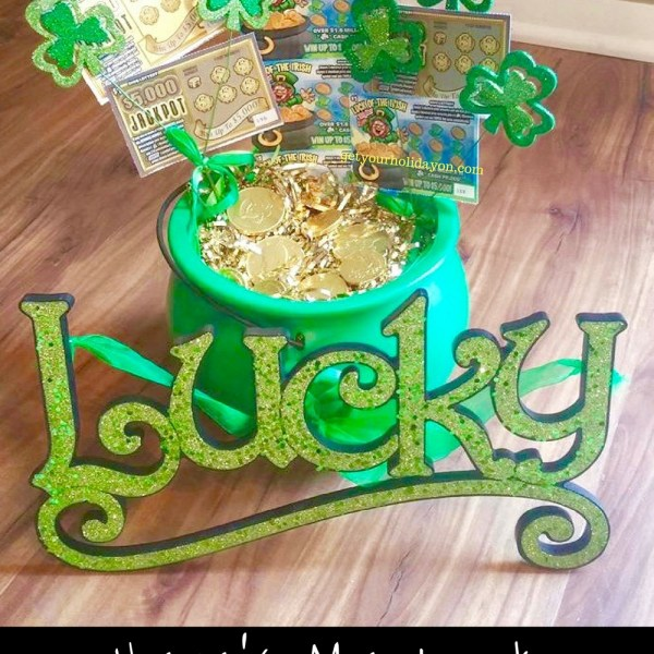Where's Me Lucky St. Patrick&#8217...