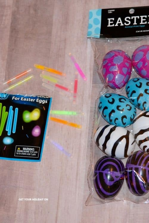 Easter egg hunt, Supplies, What you need, DIY Easter Egg glow Hunt, Easter, April, Cool Mom