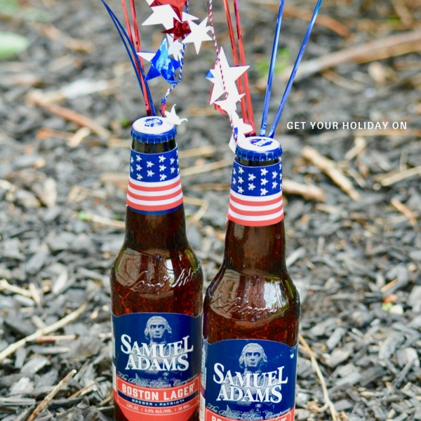 How To Put A Patriotic Spin On Your Beer...