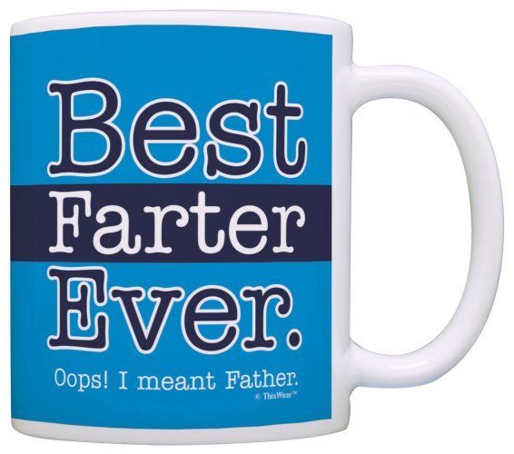 Funny Dad Gift ideas that are perfect for Father's Day.