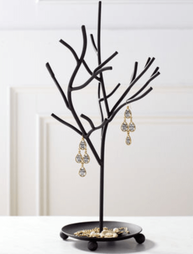 Jewelry Tree will make an awesome gift idea for any girl that loves jewelry.
