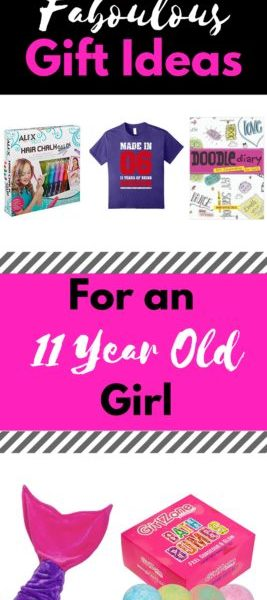 Awesome Gift Ideas For An 11 Year Old Gi...