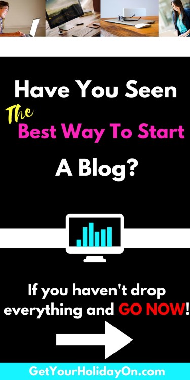 Want to focus on starting a blog? Learn and educate yourself about the best hosting and the domain name you need to start a new and fresh blog. Step to step tutorial that will get you started in the right direction. Have You Seen The Best Way To Start A Blog? If you haven't drop everything and GO NOW!