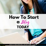 Are you looking for the best way to start a blog? Look no further! We have the top hosting company, where to get a domain name for free, and everything you need to get you started on the right path for your blog.