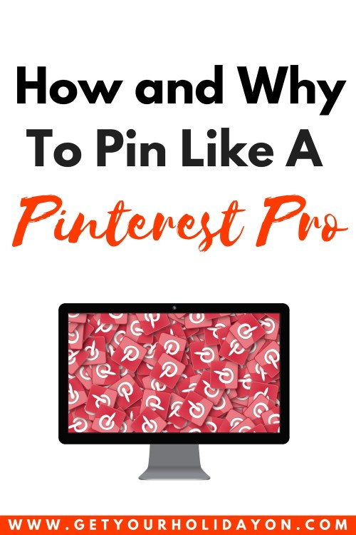 How and Why To Pin Like A Pinterest Pro to Drive Traffic