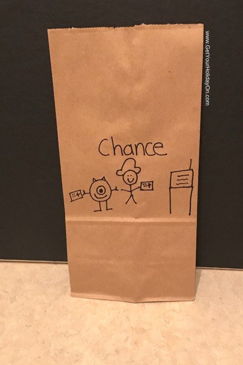 17 Ways To Help Your Child Have A Better Day At School This mom hack is to create a drawing on the outside of your child/students lunch bag. See what my son did after I came up with this idea...