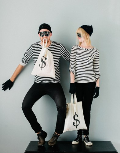 7 Adult Halloween Costume Ideas The Bandit Couple this costume would be really easy to make and FUN for a Halloween party!