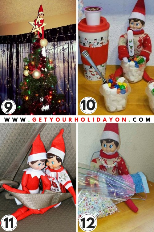 Elf On The Shelf Ideas | Special Edition From The North Pole