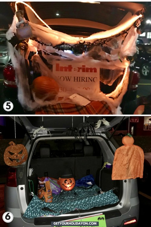 Trunk or Treat Easy and Fun Ideas