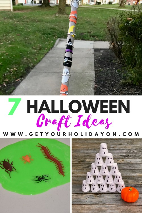 7 Extra Fun Halloween Craft Ideas