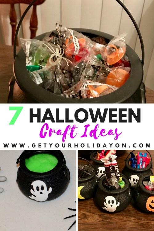 7 Halloween Craft Ideas