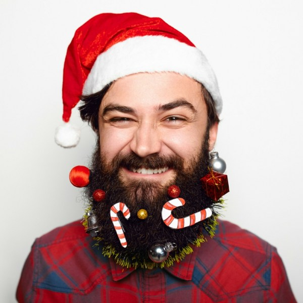 How To Make A Beard Extra Festive