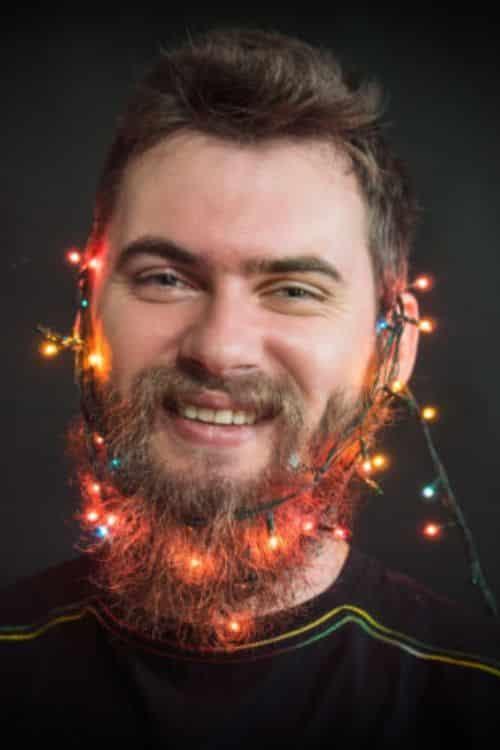 Beardaments make beards better! #beard #beardornament #ornament #Christmas