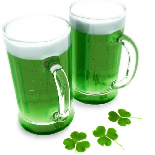 St. Patrick's Day Drink & Food Hashtags | Hashtagging St. Patricks Day