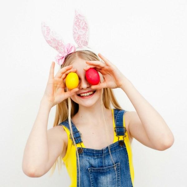 Teen Easter Egg Hunt Prizes