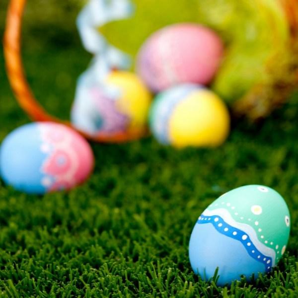 Unique Easter Eggs