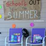 Last Day of School Signs for Kids #school #parents #teachers #momlife