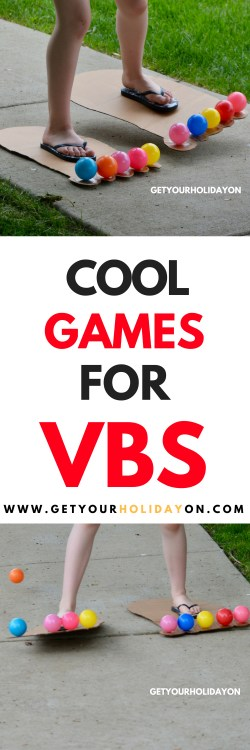 You will find games that you can use for Vacation Bible School indoor or outdoor games, Sunday School, Youth group, Camp, and activities that will help teach kids more about God.  #diycrafts #play #VBS #youthgroup