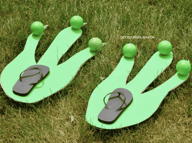 The Hilarious TREX game is here! If you are a fan of the Jurassic Park movies, your favorite dinos are T-Rex, an Indoraptor, or if your kids love all dinosaurs. You'll want to see this game! #momlife #feet #dinosaurs #party