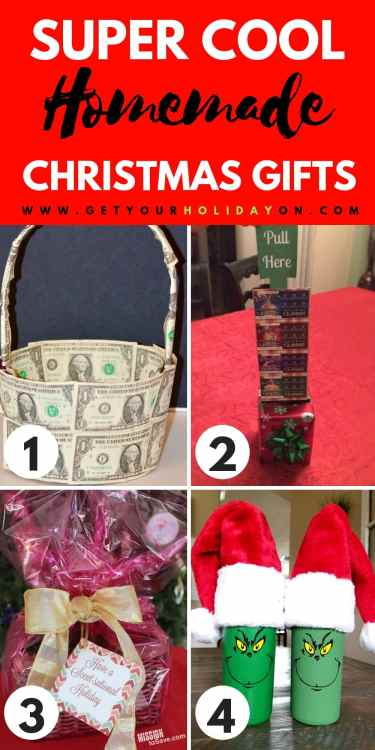 That's why this roundup of Christmas DIY Gifts was created for YOU! Each blogger wanted to show YOU something special that may just be the gift you're looking for this year!#diy #diys #diyChristmas #momlife