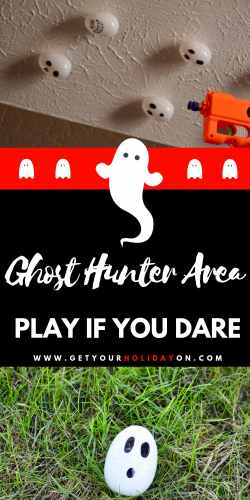 Minute to Win it Ghost Games perfect for Halloween!
