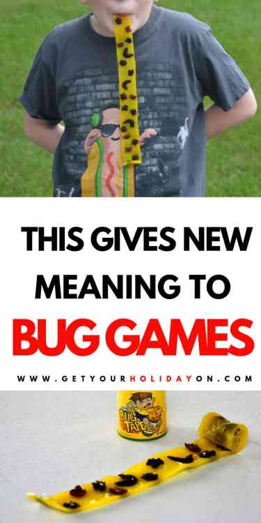 Creepy Crawlers Bug Game! This gives new meaning to GROSS fun! #momlife #minutetowinit #play #party