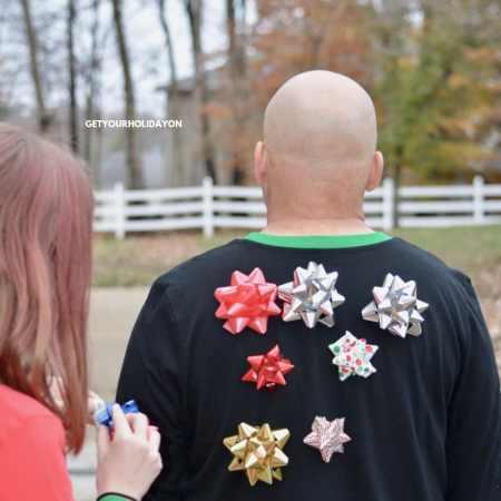 Christmas bows game