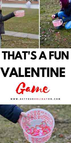 Best Valentine's Day Games for Teens! #easy #diys #teens #valentinesday